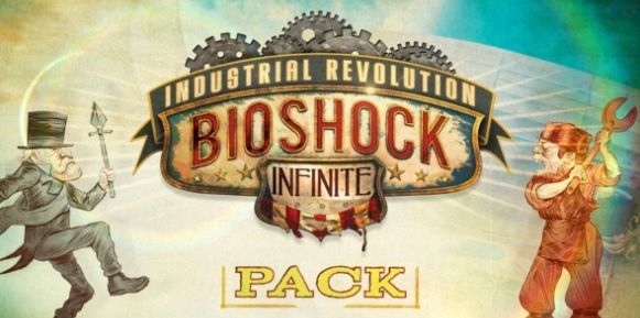BioShock Infinite : pack Industrial Revolution