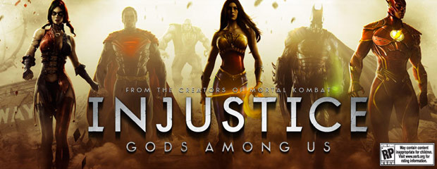 "Injustice : Gods Among Us – ""Battle Arena"" les gagnants de la semaine 2"