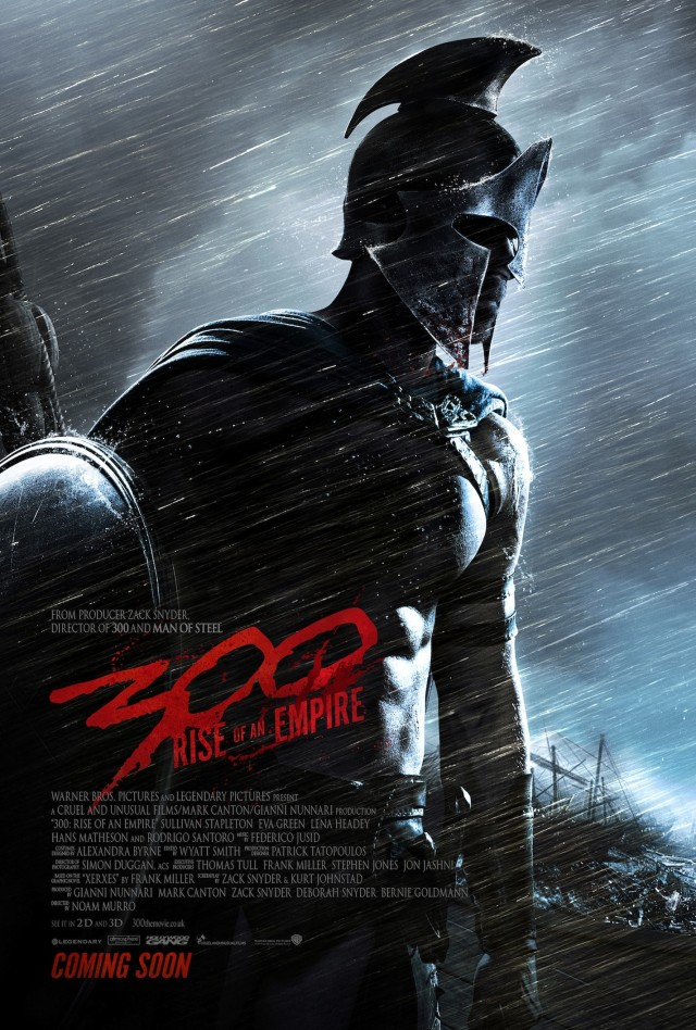 300 rise of an empire affiche