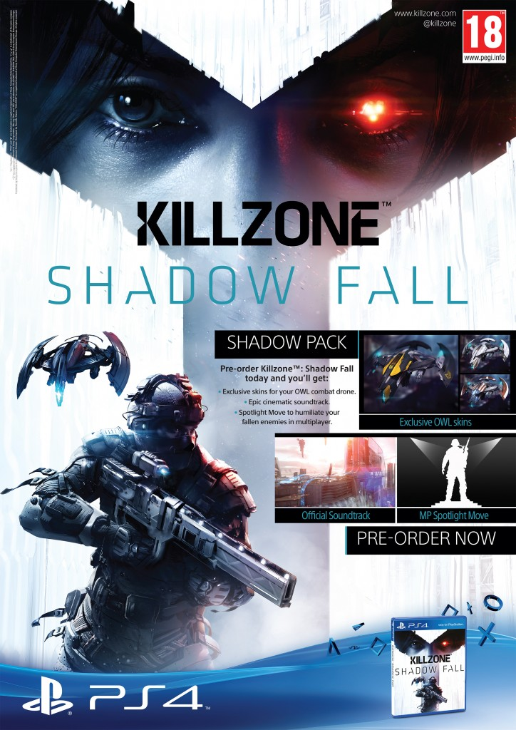 killzone-shadow-fall-pre-order-bonus