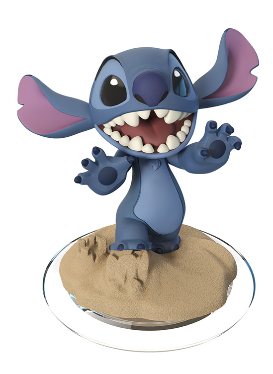 Figurine-Stitch