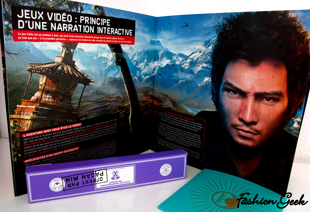 Far Cry 4 press kit