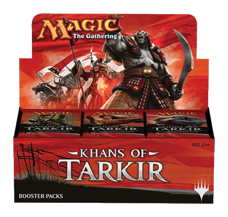 Khans-of-Tarkir-Booster-Display
