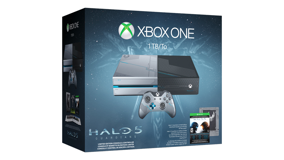 Xbox One Collector Halo 5