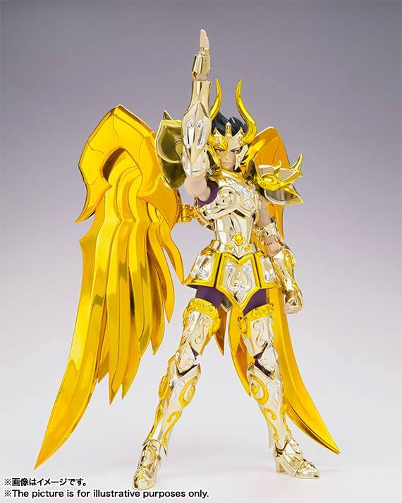 Myth Cloth Soul of gold Shura