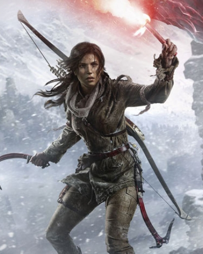 Test Rise of The Tomb Raider
