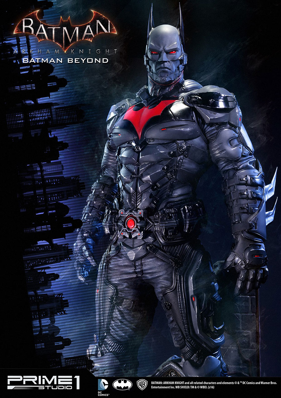 Review: Flying Free as a Bat Through Arkham City   WIRED   Batman Arkham City Batman Beyond Flying