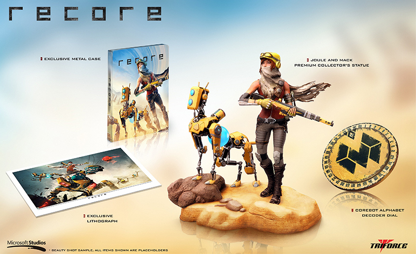 ReCore-collector-One