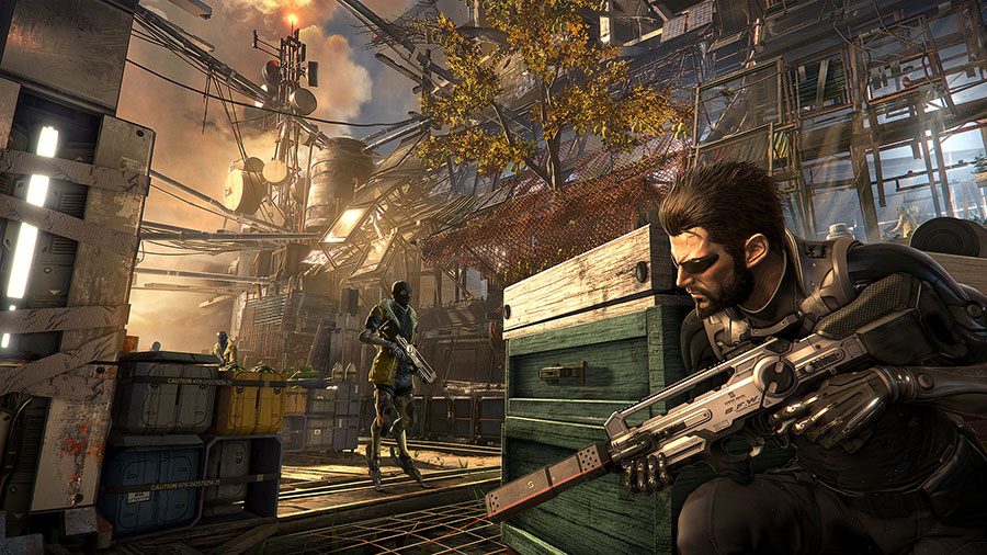 Test de Deus Ex : Mankind Divided