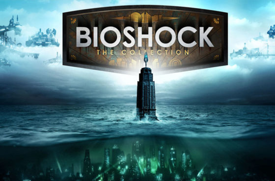 Test Bioshock : The Collection