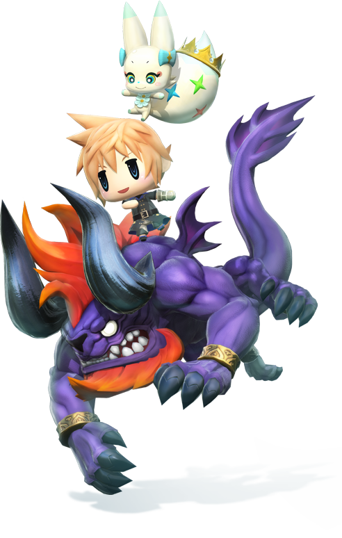 Test De World Of Final Fantasy Sur Ps4 Un J Rpg Rempli De Nostalgie