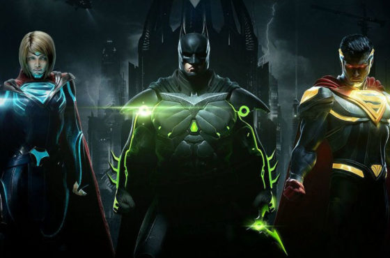 Test de Injustice 2