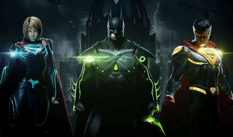 Test Injustice 2