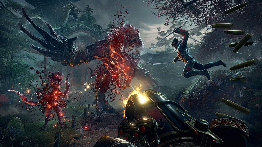 Test Shadow Warrior 2