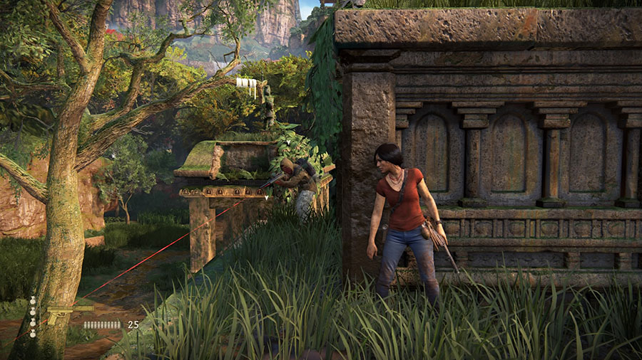 Test Uncharted The Lost Legacy