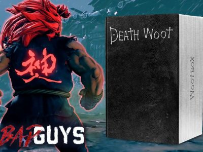 Wootbox Bad Guys