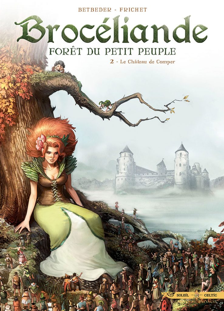 Brocéliande tome 2