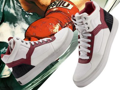 Sneakers Street Fighter