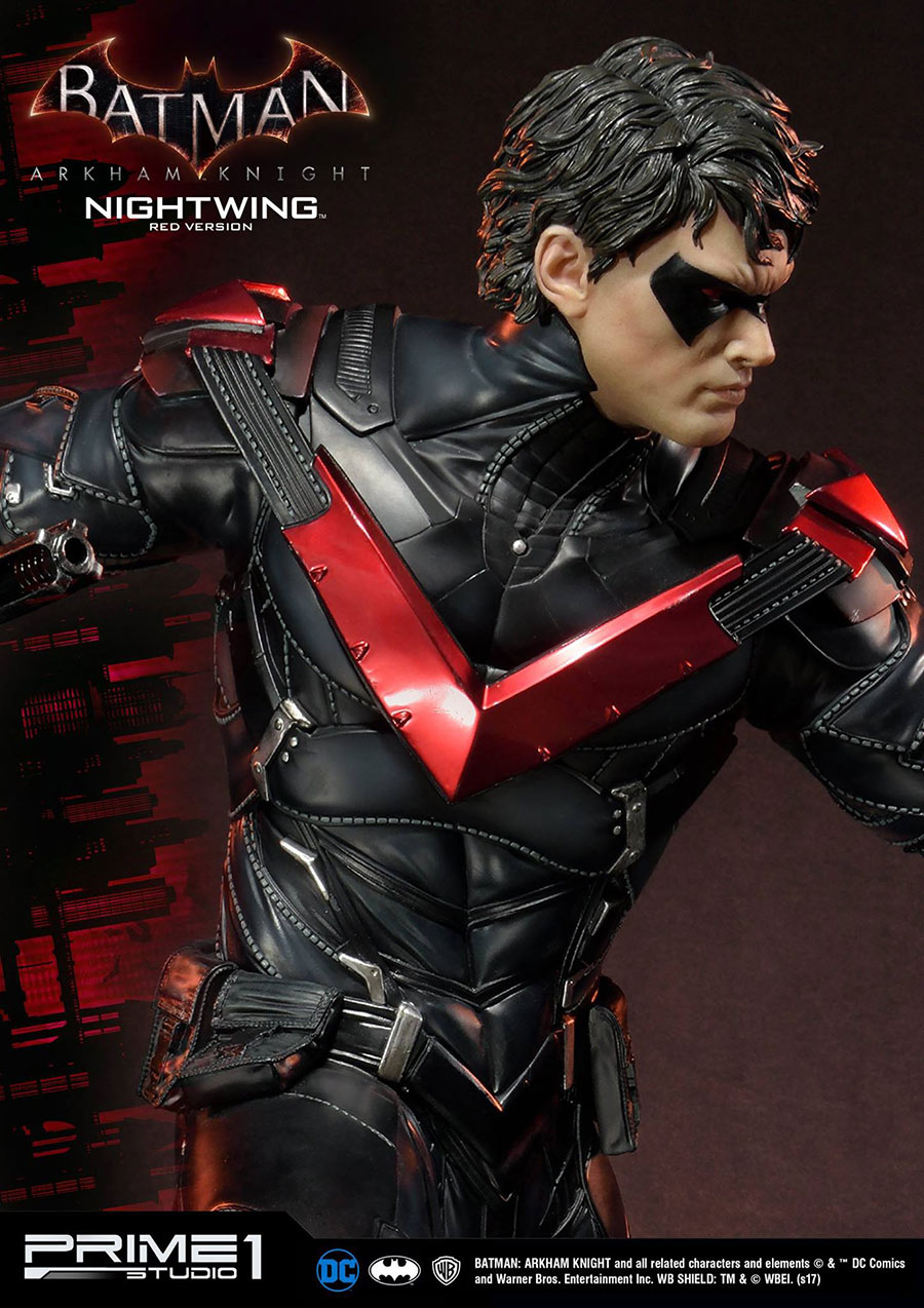 Nightwing Prime 1 Studio