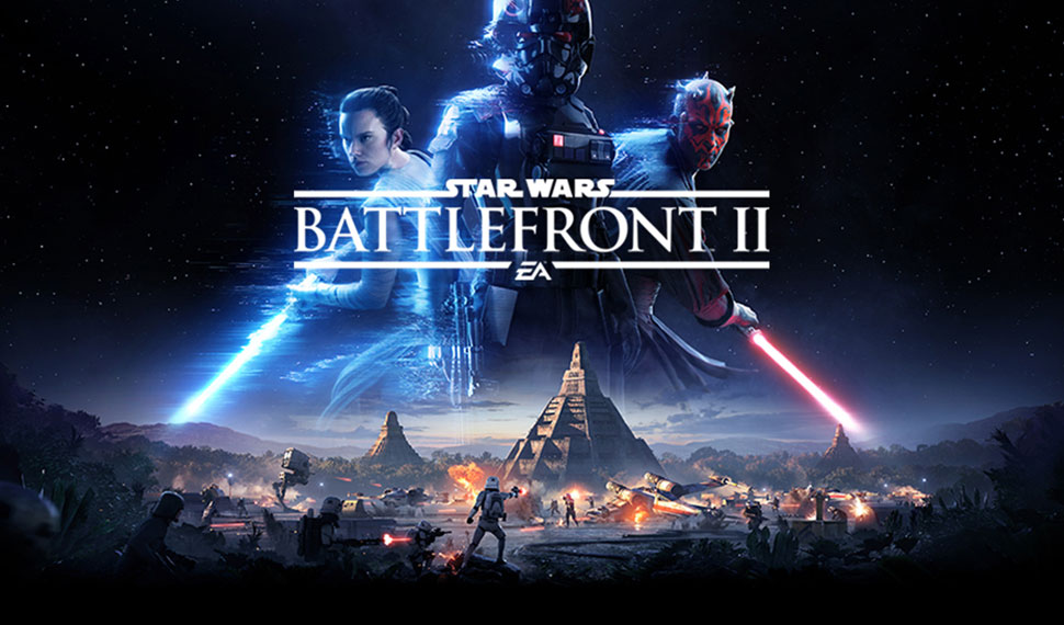Test Star Wars Battlefront II