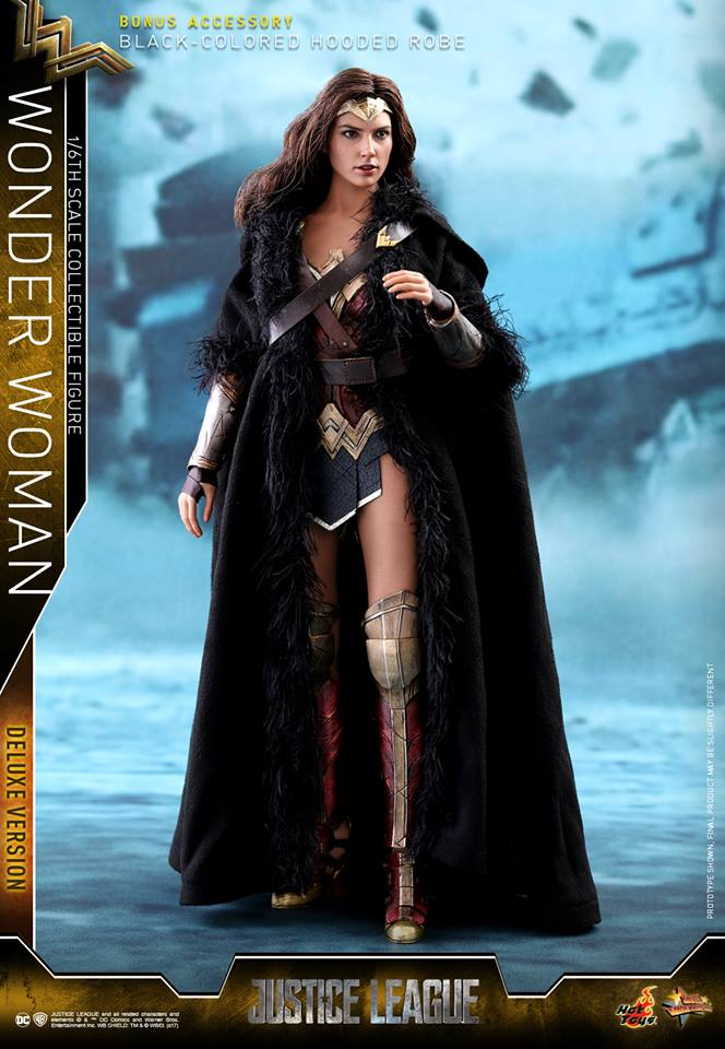 Wonder Woman Hot Toys