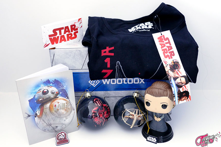 Wootbox Star Wars Unboxing