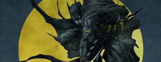 Batman Ninja Film d'animation