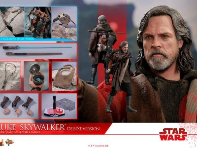 Luke-Skywalker Hot Toys