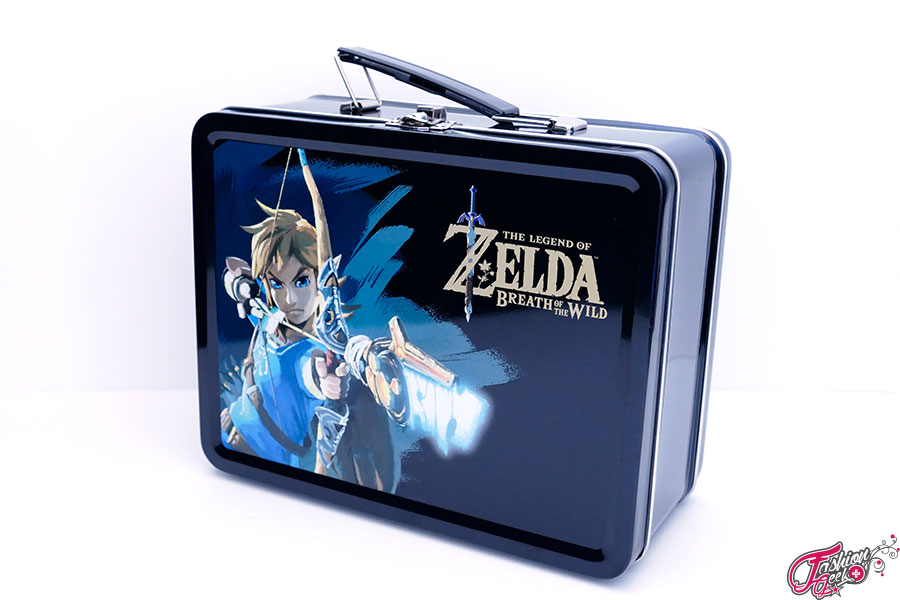 Lunch Box Zelda
