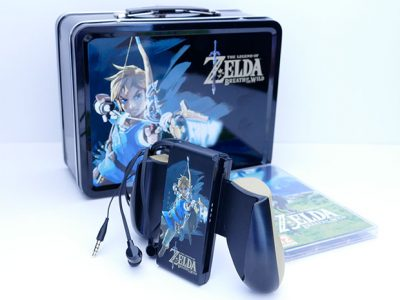 Lunch Box Zelda Fnac