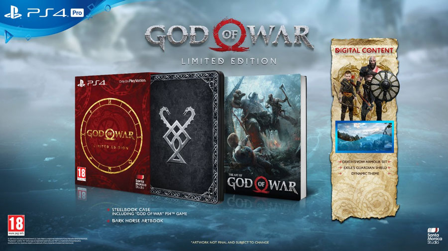 God of War Edition limitée