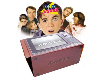 Unboxing Wootbox OldSchool