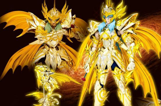 [Unboxing] Myth Cloth EX SOUL OF GOLD Aphrodite – Poisson