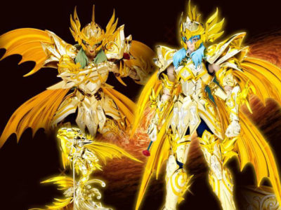 Soul of Gold Aphrodite Myth Cloth