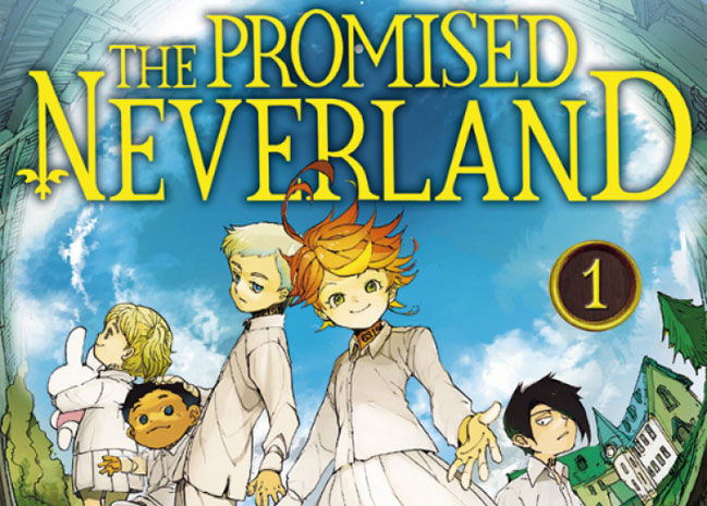 [Unboxing] Press Kit – The Promised Neverland by Kaze
