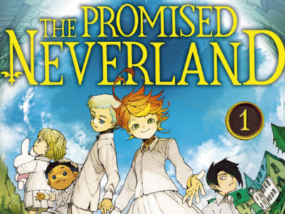 The Promised Neverland Press Kit