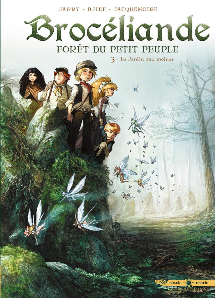 Broceliande tome3