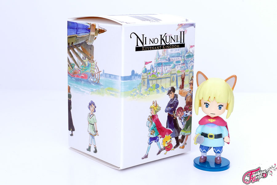 Ni No Kuni 2 Press Kit