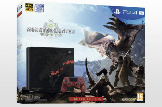 [Unboxing] PS4 Pro Collector Rathalos Edition Monster Hunter World