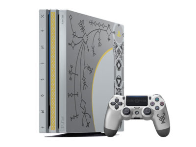 PS4 Pro collector God of War