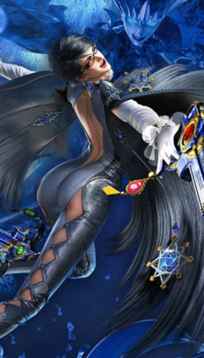 Test de Bayonetta 2 sur Switch