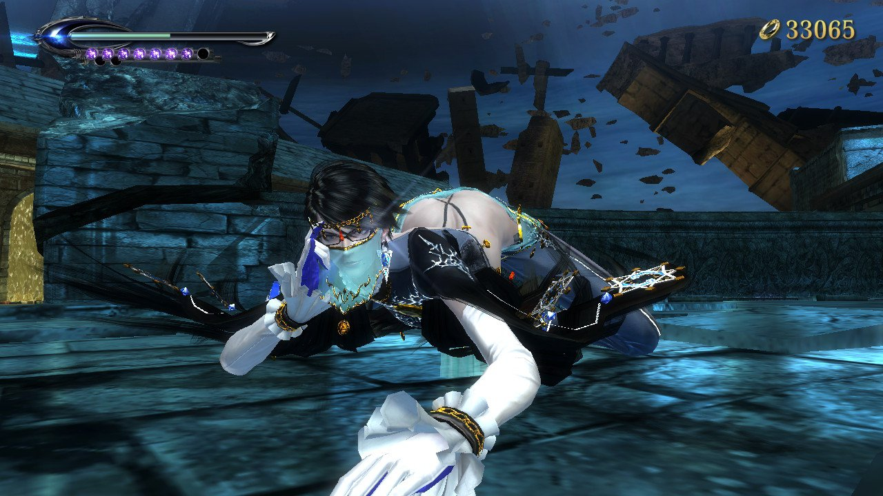 Test Bayonetta 2 Switch