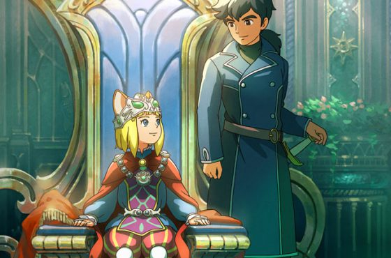 Test Ni No Kuni II : Revenant Kingdom