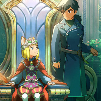 Test Ni No Kuni II