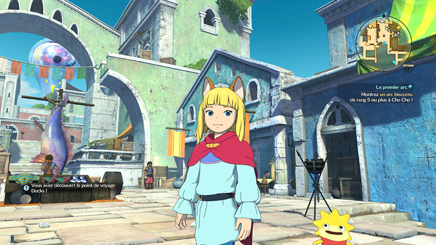 Test Ni No Kuni 2 - PS4