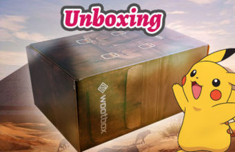 Wootbox Discovery Unboxing