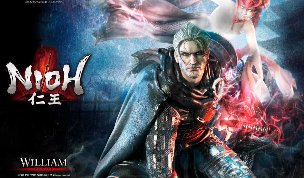 Prime 1 Studio dévoile une sublime statue de William de Nioh
