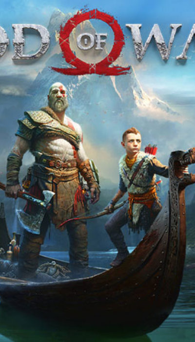 Test God of War PS4