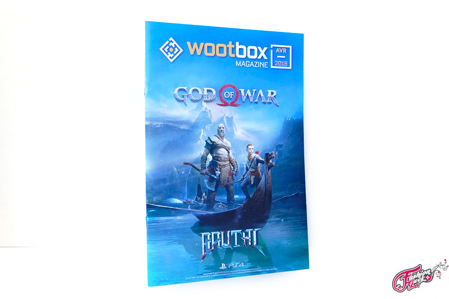 Unboxing Wootbox Brutal