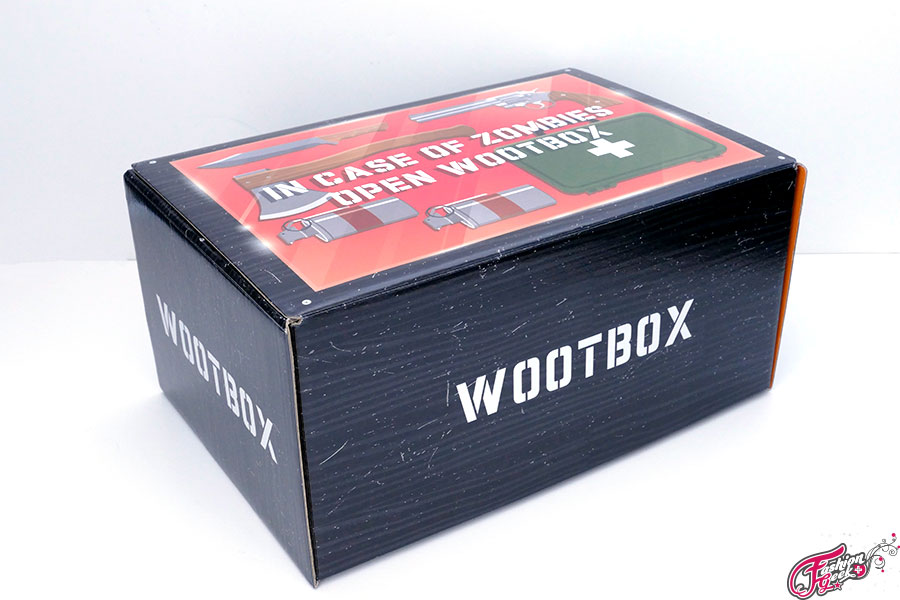 Wootbox Survival Unboxing